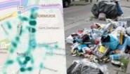 Hoeveel troep slingert er rond in uw wijk: bekijk de sluikstortcijfers voor alle Gentse wijken