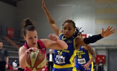 Basketbalfinale Castors Braine-Namur Capitale in Top Division Women door corona in één wedstrijd