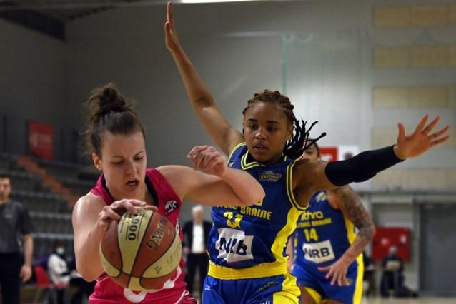 Castors Braine-Namur Capitale is de basketbalfinale bij de vrouwen