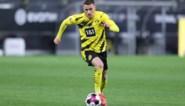 Dortmund, met Thorgan Hazard in de basis, houdt kansen op Champions League gaaf, Stuttgart verliest van Wolfsburg