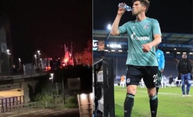 """Woeste fans van Schalke 04 vallen spelers aan na degradatie uit Bundesliga, club veroordeelt """"fysiek"""" geweld"""