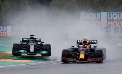 """BBC-analist: """"Slechts kwestie van tijd vooraleer we crash tussen Lewis Hamilton en Max Verstappen zullen zien"""""""