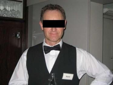 Kelner Karel B. (54) naar assisen voor 'tiramisu-moord' op zijn vrouw, maar zelfs schoonfamilie gelooft in zijn onschuld