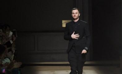 Modeontwerper Kris van Assche verlaat Berluti