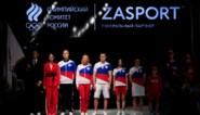 Hun volkslied is verboden op de Olympische Spelen, dus hebben de Russen een alternatief gevonden (zij het na twee pogingen)