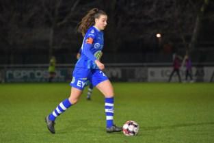 "Silke Vanwynsberghe: ""Altijd geladen duels tegen Club Brugge"""