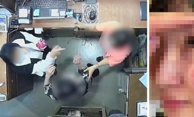 Vrouw van Belgische ambassadeur in Zuid-Korea onder vuur na slag aan winkelbediende: verkoopster deelt beelden van incident