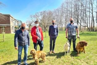 Landen heeft eerste hondenlosloopweide