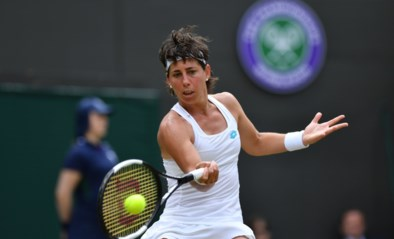 Tennisster Carla Suarez Navarro geneest van Ziekte van Hodgkin