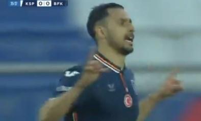 Rode Duivel Nacer Chadli scoort wondermooi doelpunt in Turkije
