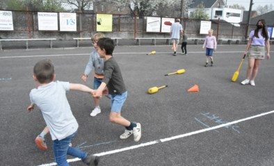 Spelen in kleine bubbels op Buitenspeeldag