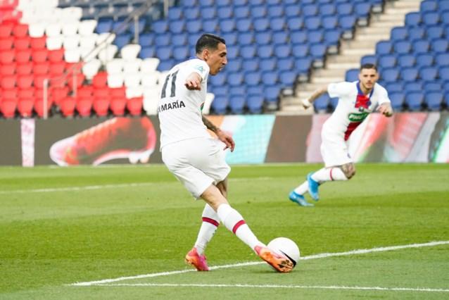 Dé assist van het jaar tot nu toe: Angel Di Maria tovert met dribbel en rabona-pass voor PSG