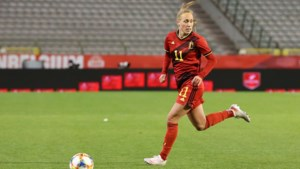 """Red Flame Janice Cayman verlengt contract bij topclub Lyon: """"Heel fier"""""""