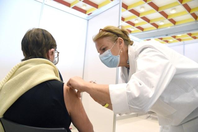 """""""Al meer dan 3,3 miljoen vaccins geleverd aan ons land"""""""