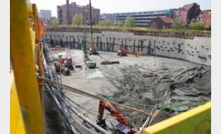 De nieuwste attractie in Gentbrugge en Ledeberg: een enorme bouwput