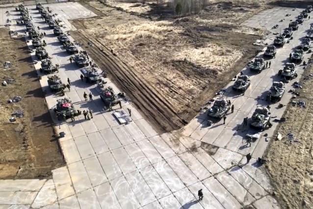 Rusland trekt troepen aan grens met Oekraïne terug