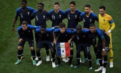 Frankrijk oefent begin juni tegen Wales en Bulgarije