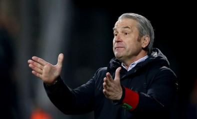 Bernd Storck is niet langer hoofdtrainer van het Slovaakse DAC