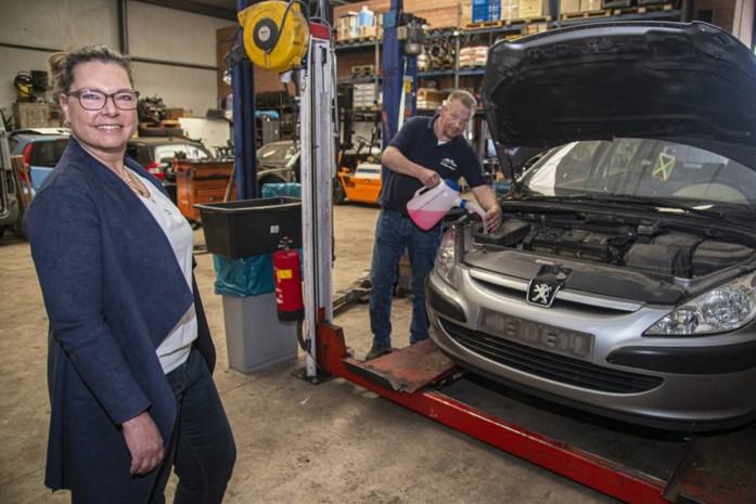 Garage rekent helft aan bij OCMW-klanten
