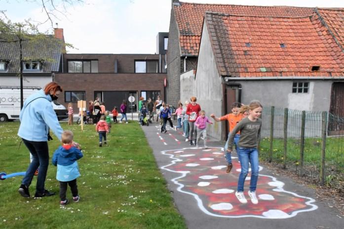 """Kuurne trekt kaart van kinderen: """"Hier is het hele jaar door Buitenspeeldag"""""""