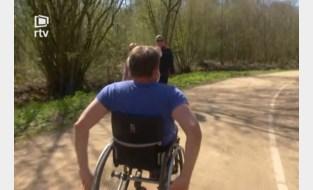 300 kilometer dwars door Vlaanderen voor Spina Bifida