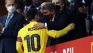 """Barcelona-voorzitter blijft erbij dat Super League nodig is, beste kritiek komt van iconische coach: """"Dacht dat het een grap was"""""""