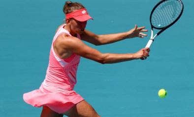 Elise Mertens stoot door naar kwartfinales op WTA Istanboel