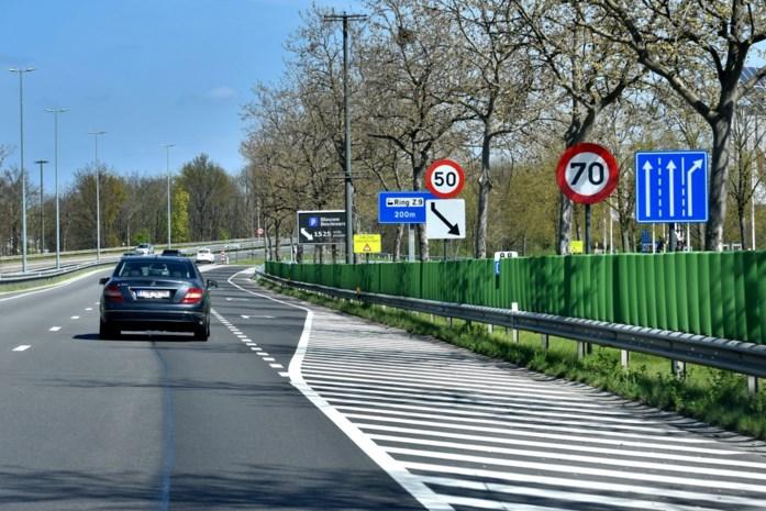 Opgelet: bijna helft van de bestuurders geflitst op Hasseltse Grote Ring