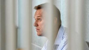 Navalny maakt einde aan hongerstaking