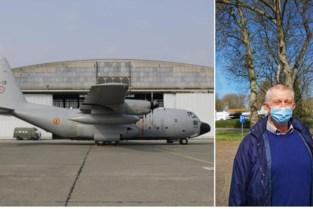 """Mirakel nodig om definitieve verhuis van iconisch transporttoestel te voorkomen: """"De C-130 hoort hier bij ons thuis"""""""
