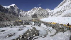Angst voor corona-uitbraak in basiskamp op Mount Everest