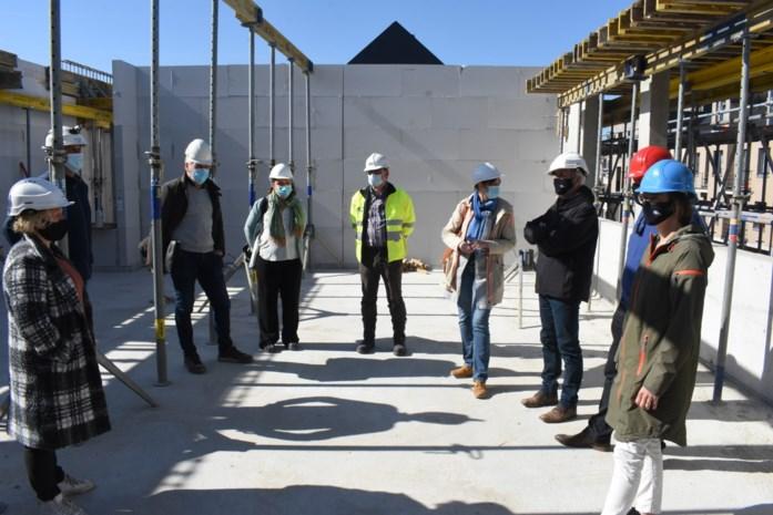 Nieuwbouw voor eerstejaars Campus Rozenberg zit op schema