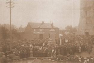 Herken jij dit historische plekje in Wellen uit 1921?