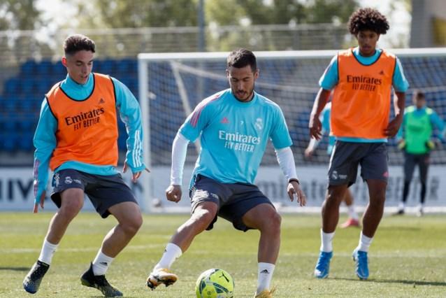 Goed en minder goed nieuws over Eden Hazard bij Real Madrid