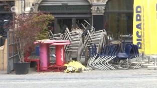 Alle horecazaken in Antwerpen mogen tijdelijk terras zetten