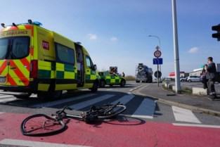 Binnenkort overleg om kruispunt R8-Heirweg veiliger te maken voor fietsers