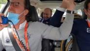 Ontlading in de volgwagen en felicitaties aan Vansevenant: zo beleefde Deceuninck - Quick-Step de triomf van Alaphilippe in Hoei