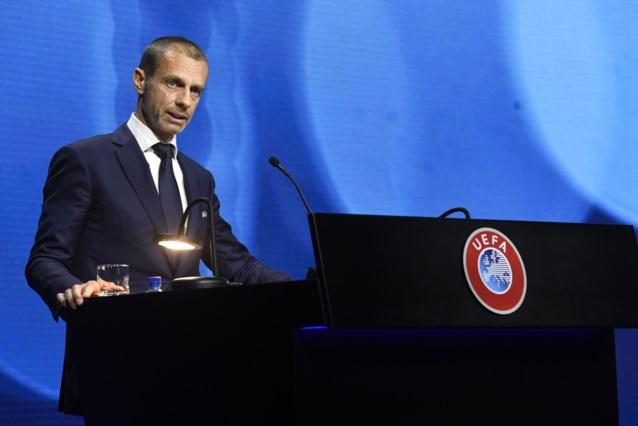 """UEFA-voorzitter Ceferin dreigt opnieuw met sancties na Super League-debacle: """"Er is wel een verschil tussen die clubs"""""""