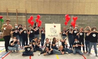 """Vrije basisschool Huise heet voortaan De Hartepit: """"Een groot hart voor elk kind"""""""