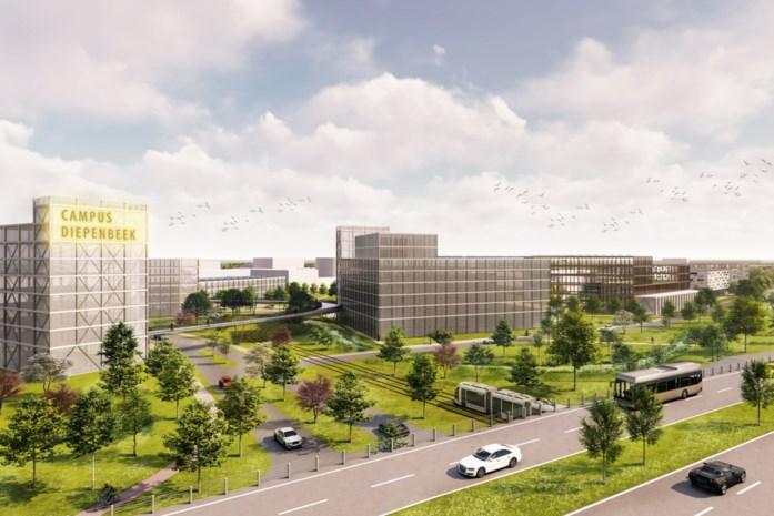 De Diepenbeekse campus waar hoogopgeleide jongeren ons langer doen leven