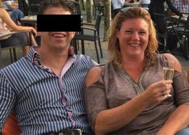 Vermoord omdat ze hem zou verlaten voor jeugdliefde, briefje achtergelaten zodat zoon haar lichaam niet vond