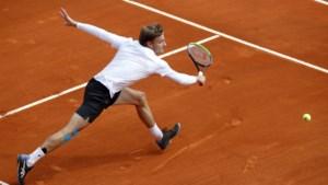 Brute pech voor David Goffin in Barcelona: opgave met blessure en geen duel met Rafael Nadal