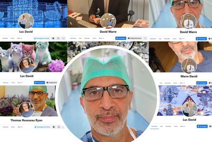 Zogezegd chirurg, zogezegd geboren in Antwerpen: wie is Luc David? Of was het Mathis Anders?