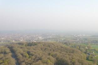 Rook Kempense brand drijft af tot in Vlaamse Ardennen