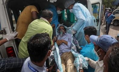 India breekt voor tweede dag op rij wereldrecord coronabesmettingen
