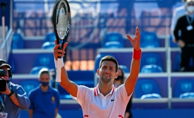 Novak Djokovic snelt naar winst tegen landgenoot Miomir Kecmanovic