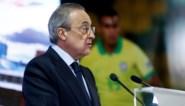 """Real-voorzitter Perez spreekt dreigende taal: """"Clubs kunnen niet zomaar uit Super League stappen"""""""
