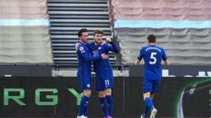 PREMIER LEAGUE. Chelsea klopt West Ham en wordt alleen vierde, Liverpool laat dure punten liggen na late gelijkmaker