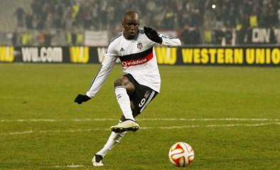 Turkse club Basaksehir van Nacer Chadli laat contract Demba Ba in onderling overleg ontbinden