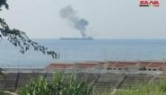 """Syrische Observatorium voor de mensenrechten: """"Drie doden bij aanval op Iraanse olietanker"""""""